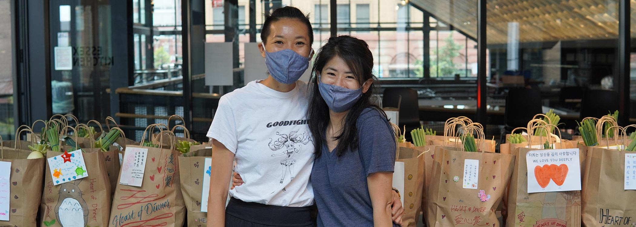 Moonlynn Tsai And Yin Chang On Serving The Elderly And Fighting Pandemic Racism