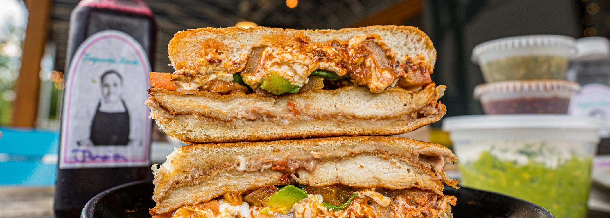 The Mexican Sandwich Solution To A Restaurant Layoff